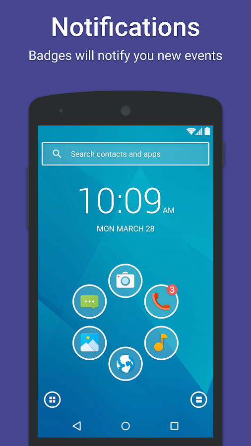 Smart Launcher Pro 3 Screenshot 6