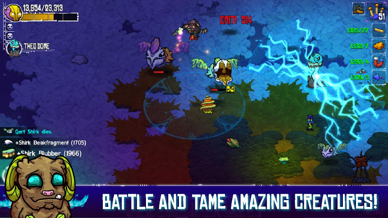 Crashlands Screenshot 1