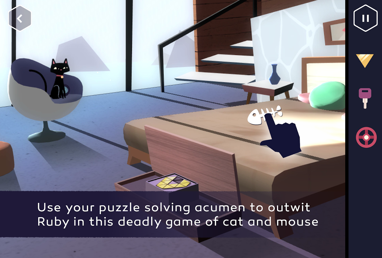 Agent A: A puzzle in disguise Screenshot 11