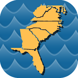 Stream Map USA - Southeast For PC / Windows 7/8/10 / Mac – Free Download