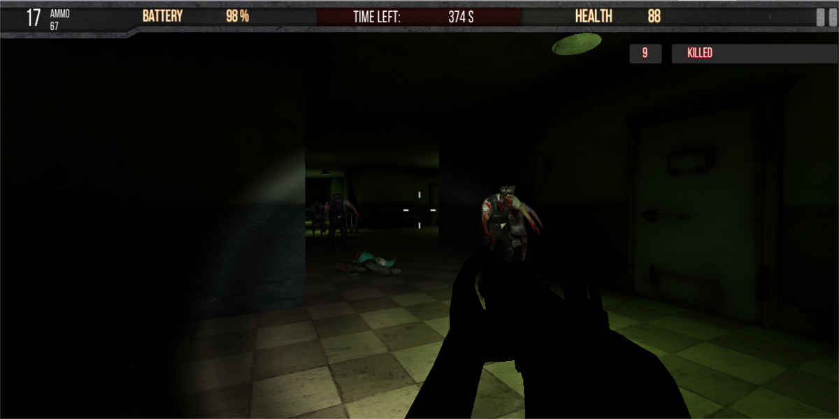 Zombie Hospital Screenshot 4