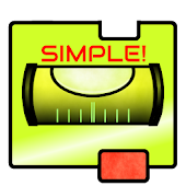 App Simple Bubble Level && Compass 2.0 APK for iPhone