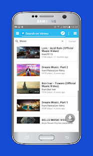 MP4 Video Saver Manager - screenshot