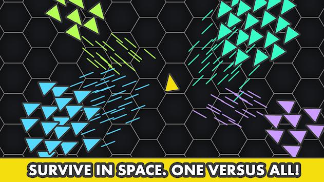 Shooters.io Space Arena apk screenshot