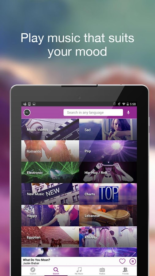 Anghami - Free Unlimited Music Screenshot 13