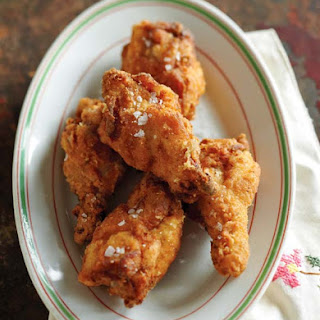 Southern Fried Chicken Wings