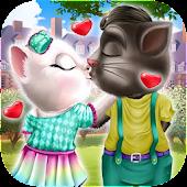 Download Full Talking Cat Kiss Game 1.0 APK