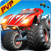 Free Monster Truck Racing Game: PVP APK for Windows 8