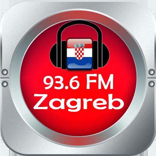 Android aplikacija Radio Zagreb 93.6 Fm Radio 93.6 Fm na Android Srbija