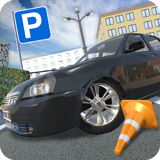 Russian Cars: Parking (game)