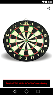 Darts - screenshot