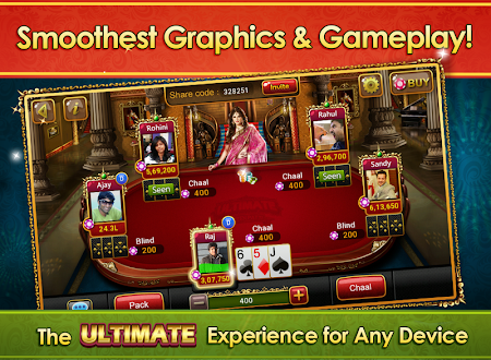 Ultimate Teen Patti 31.0.3 screenshot 556242