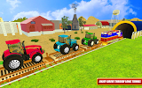 Heavy Duty Tractor Cargo Train Transport Apk Download Free for PC, smart TV