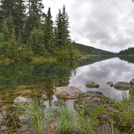 Five Lakes by Diane Ljungquist - Landscapes Waterscapes