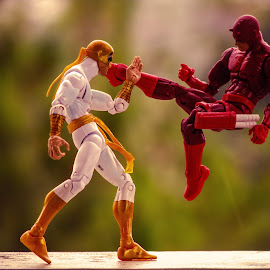 Duel by Iqbal Musthapa - Artistic Objects Toys