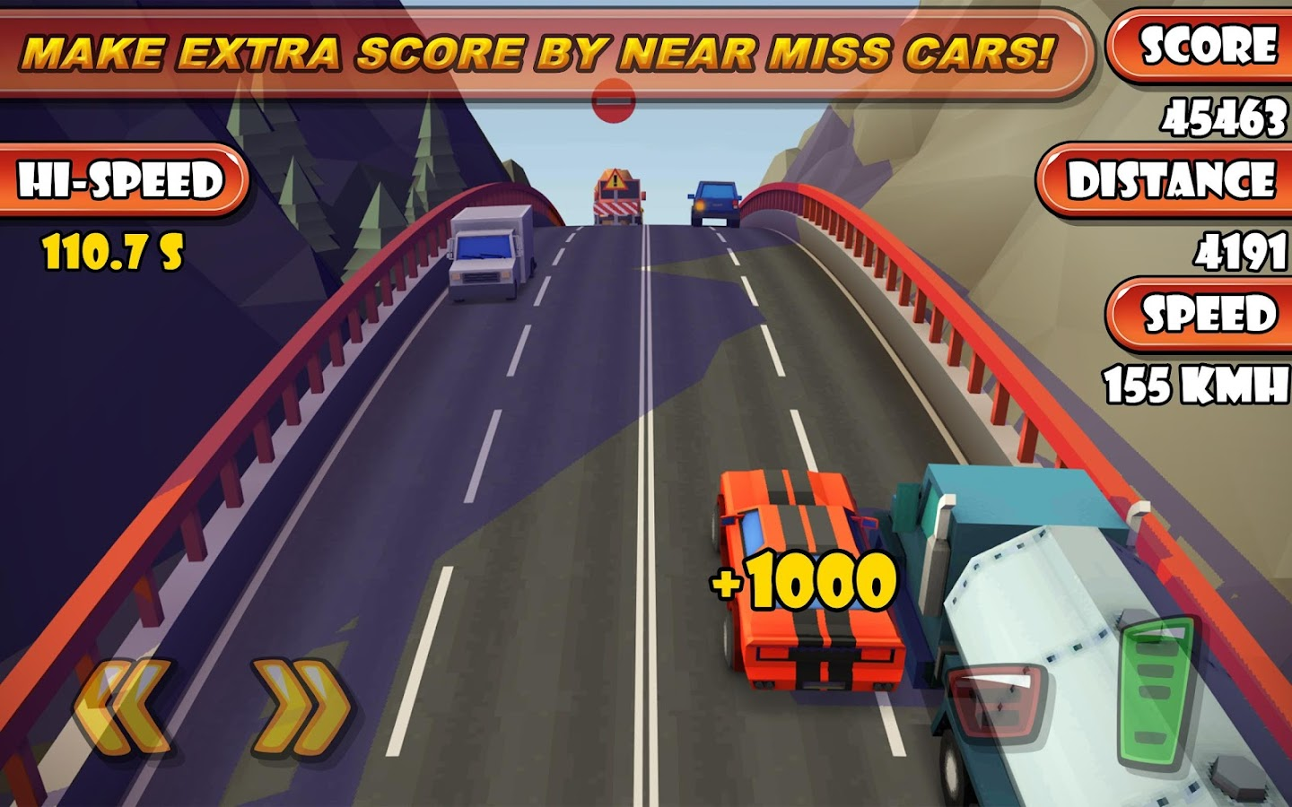 Highway Traffic Racer Planet Screenshot 14