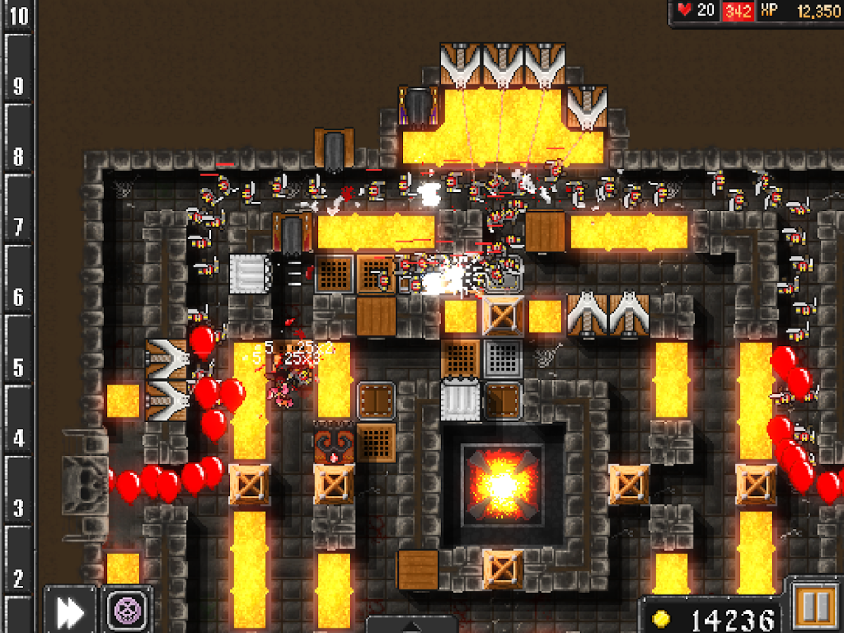 Dungeon Warfare Screenshot 19