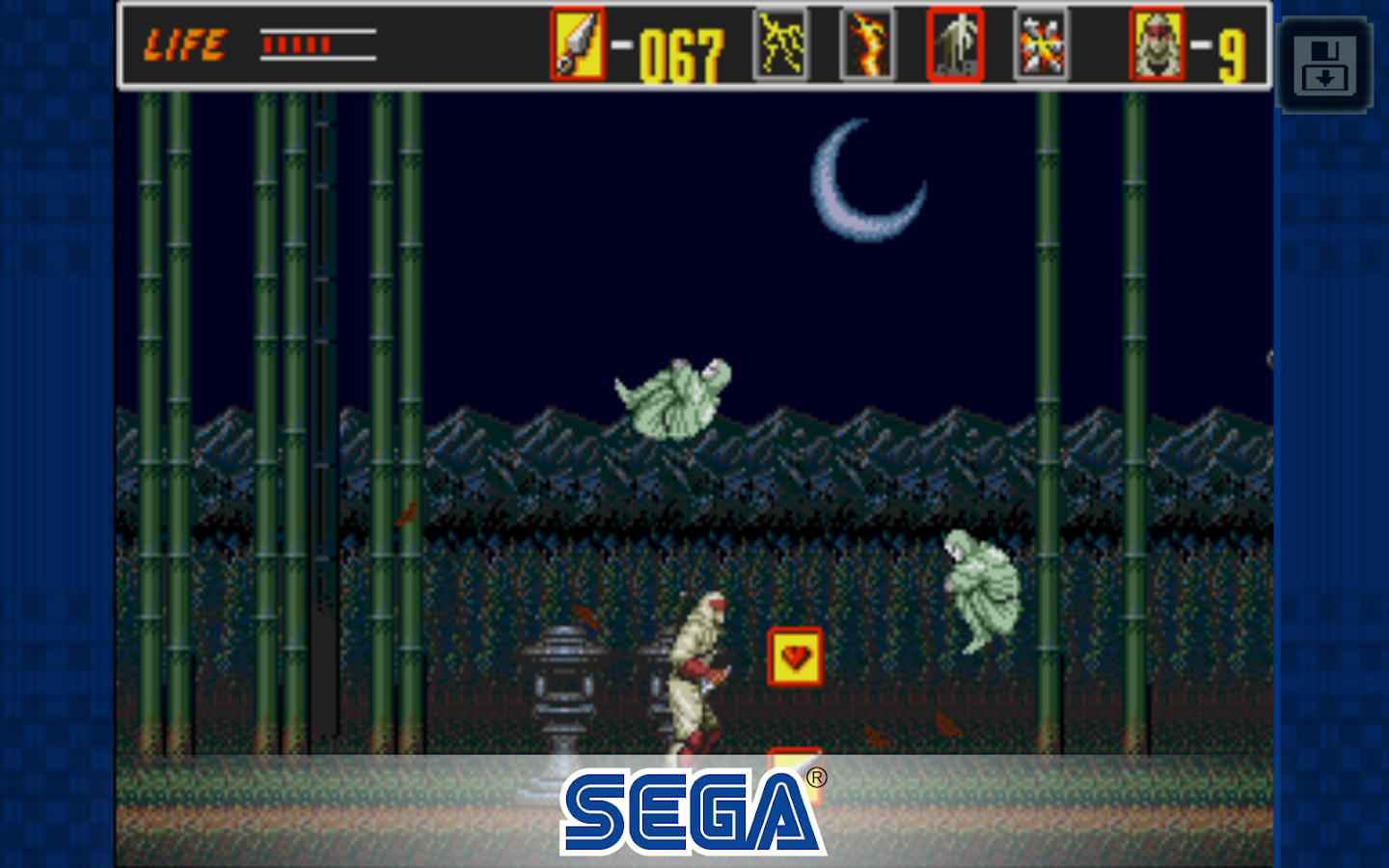 The Revenge of Shinobi Classic Screenshot 5