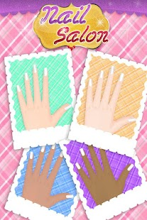 Princess Nail Salon - Girls - screenshot