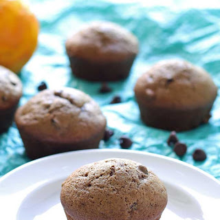 Chocolate Orange Muffins Orange Juice Recipes