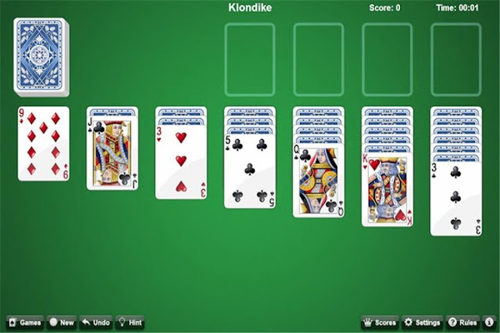 android Guide for Solitaire Screenshot 1