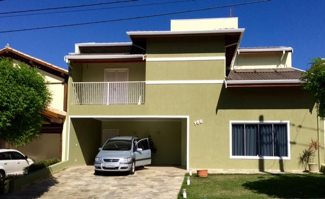 Sobrado à venda, 273 m² por R$ 1.095.000,00 - Jardim Portal dos Ipês - Indaiatuba/SP