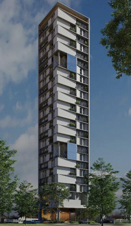 Flat com 1 dormitório à venda, 27 m² por R$ 139.359 - Manaíra - João Pessoa/PB