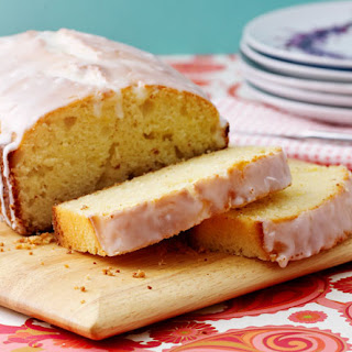 Lemon Pound Cake With Lemon Glaze Recipes