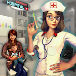 ER Emergency Hospital : Family Doctor Games Icon