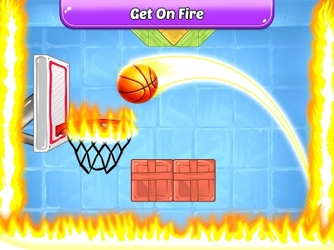 Basketball Superstar - Shoot Crazy Basket Hoops APK screenshot thumbnail 9
