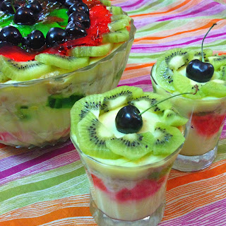 Trifle Kiwi Recipes