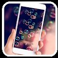 App Color Bubble Live Wallpaper APK for Kindle