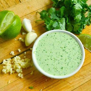 Peruvian Green Cilantro Sauce Recipes