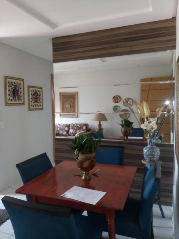 Apartamento com 2 dormitórios à venda, 59 m² por R$ 140.000 - Santo Antônio - Mossoró/RN