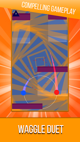 android Waggle Duet Screenshot 0