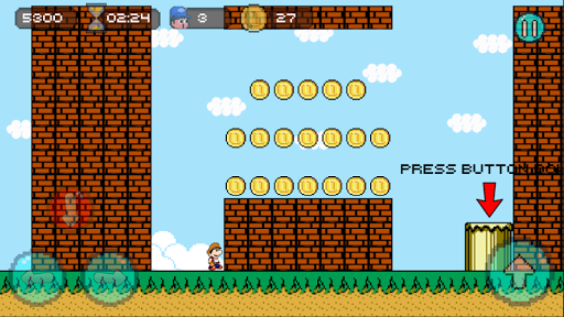 Super World of Mario - screenshot