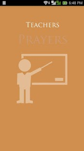 Teachers Prayer - screenshot