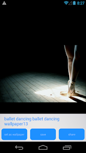 Ballet HD Wallpapers - screenshot