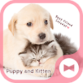 App Cute Animal Wallpaper Puppy and Kitten Theme APK for Kindle