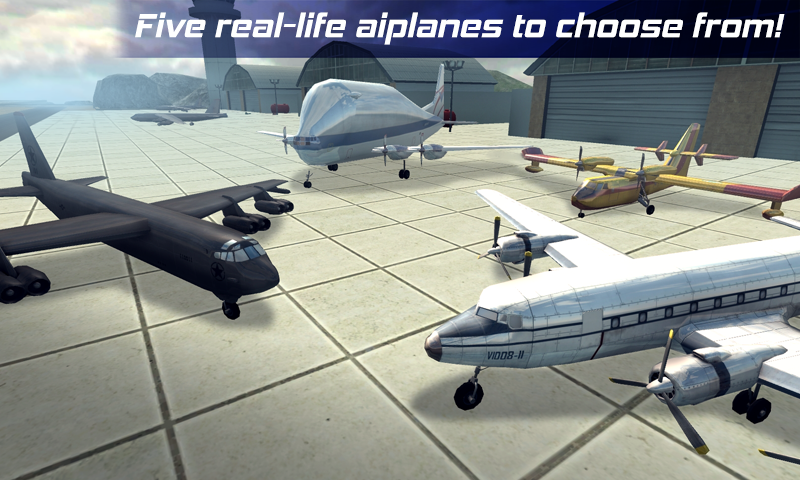 Real Pilot Flight Simulator 3D Screenshot 2