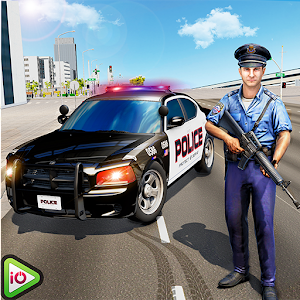 Police Car Chase 2019 For PC / Windows 7/8/10 / Mac – Free Download