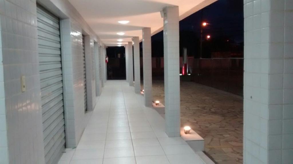 Sala Comercial para locação, José Américo de Almeida, João Pessoa - SA0194.