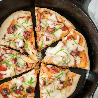 How To Make Skillet Pizza on the Stovetop