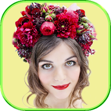 Flower Crown Hairstyle Montage