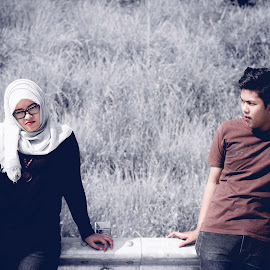 what ? by Haryo Gilver - People Couples (  )