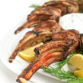 Greek Yogurt Sauce Lamb Recipes