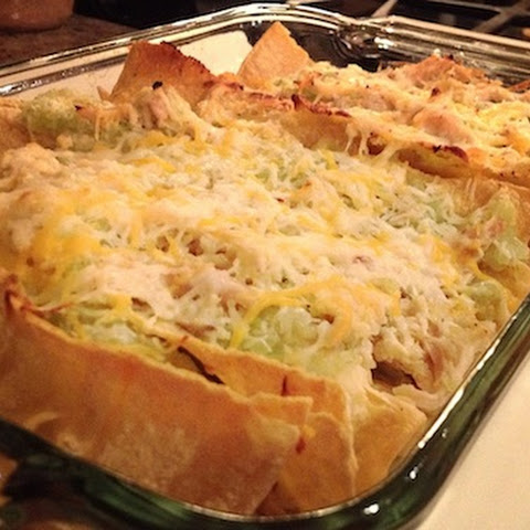 Chicken Enchiladas with Tomatillo Sauce