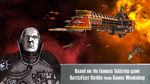 Battlefleet Gothic: Leviathan - screenshot