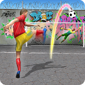 Shoot Goal - Street Soccer free kicks and penalty