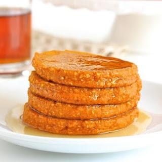 Healthy Pumpkin Spice Pancakes Recipes